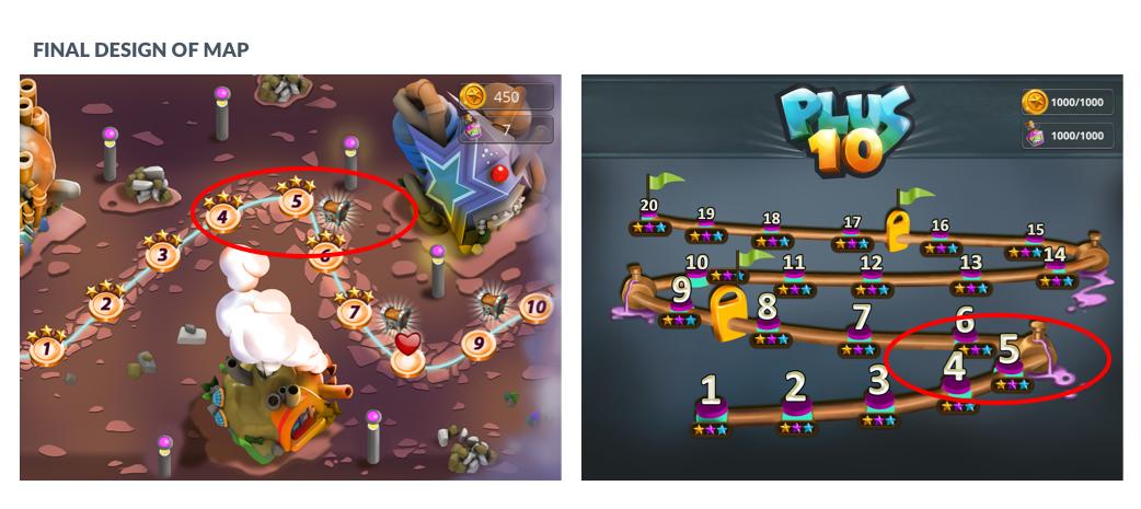 Map Improvement