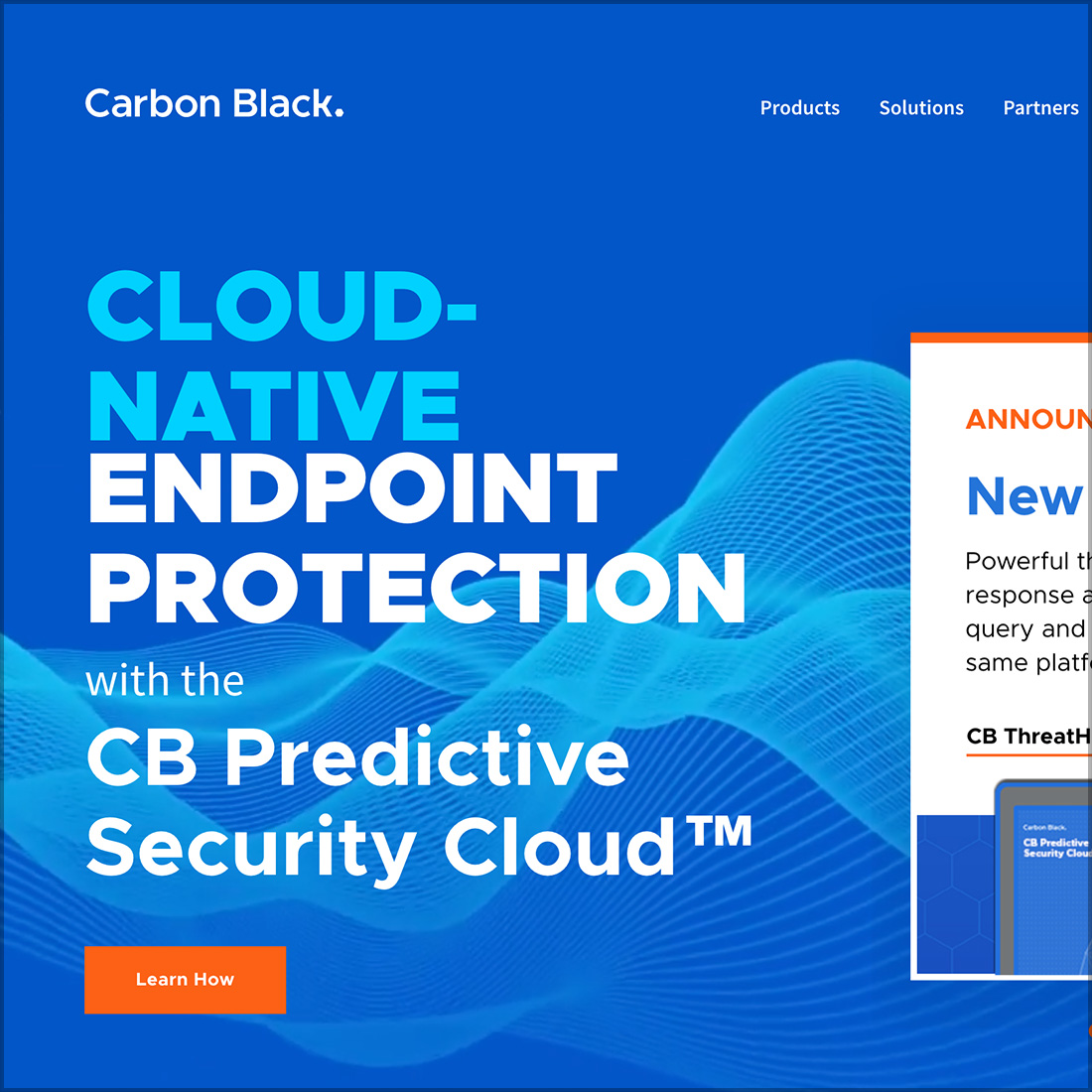 Carbon Black Website