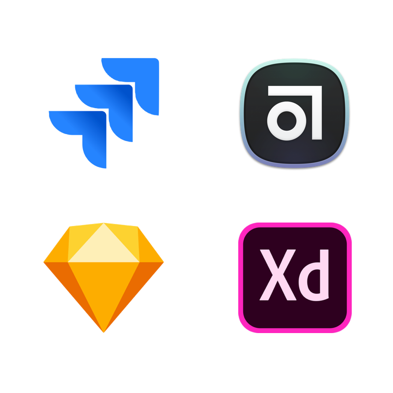 Design Tools used to build the design system