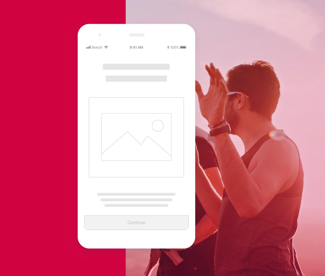 Mydays App Concept