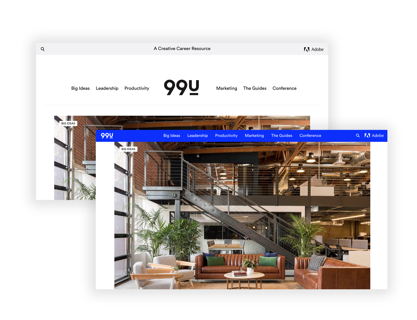 99U Website