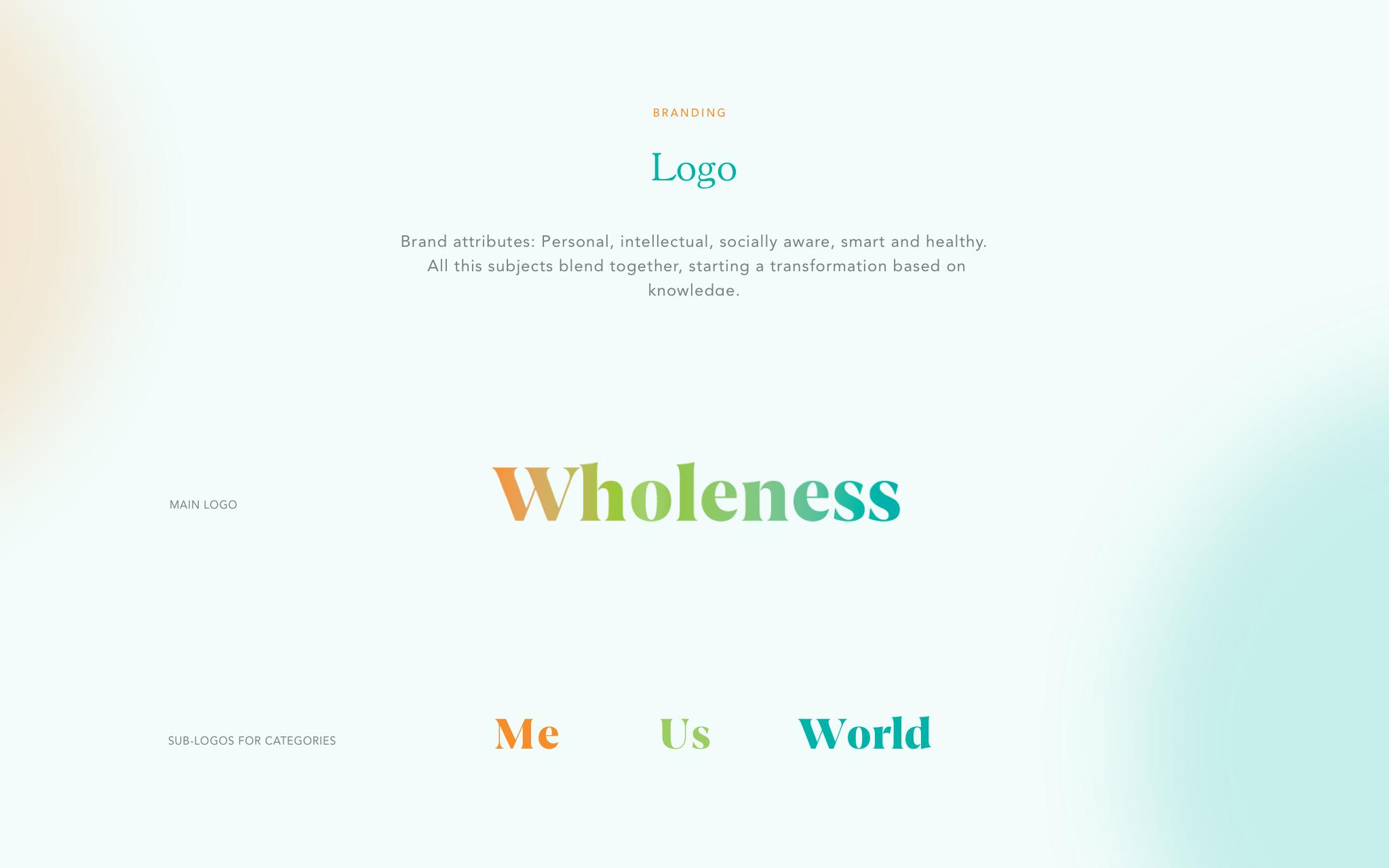 Wholeness App