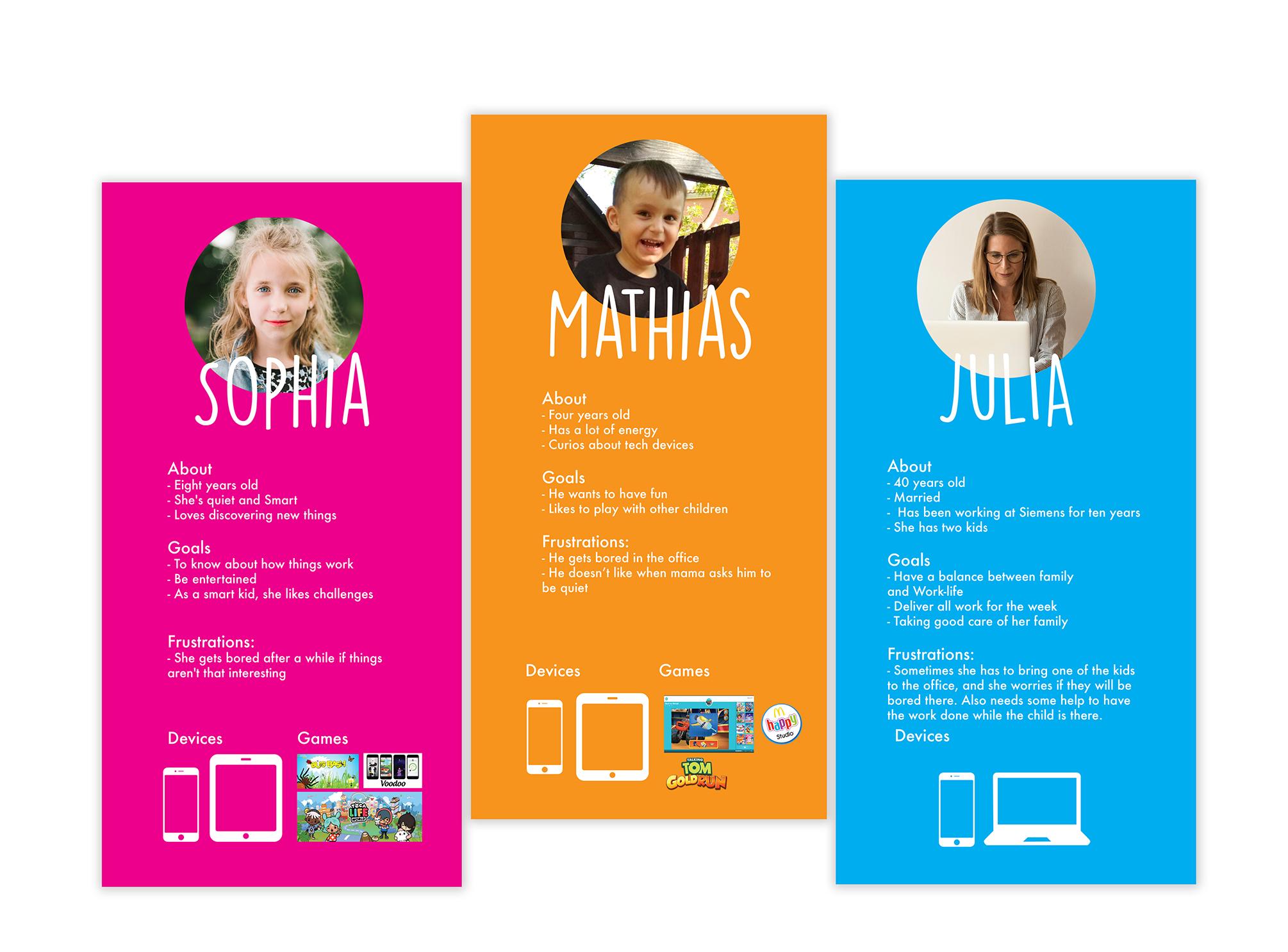Siemens Kids App