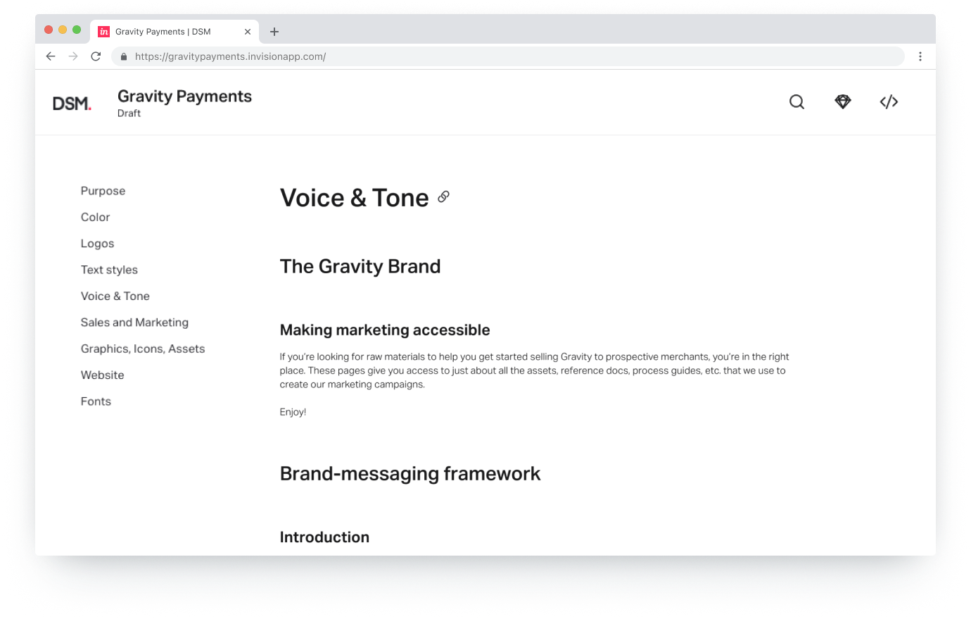 Redefining a brand and building an accessible design system