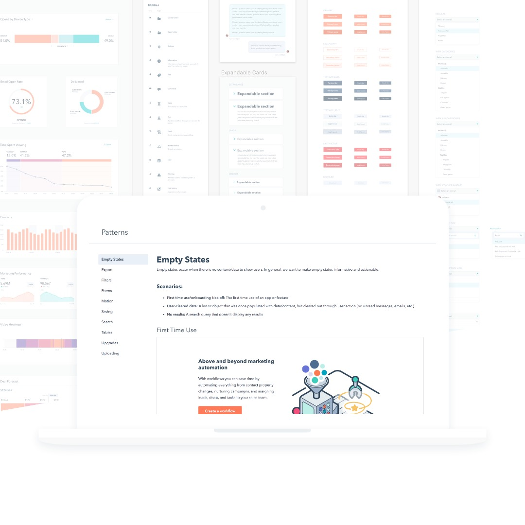 Case Study: HubSpot Canvas