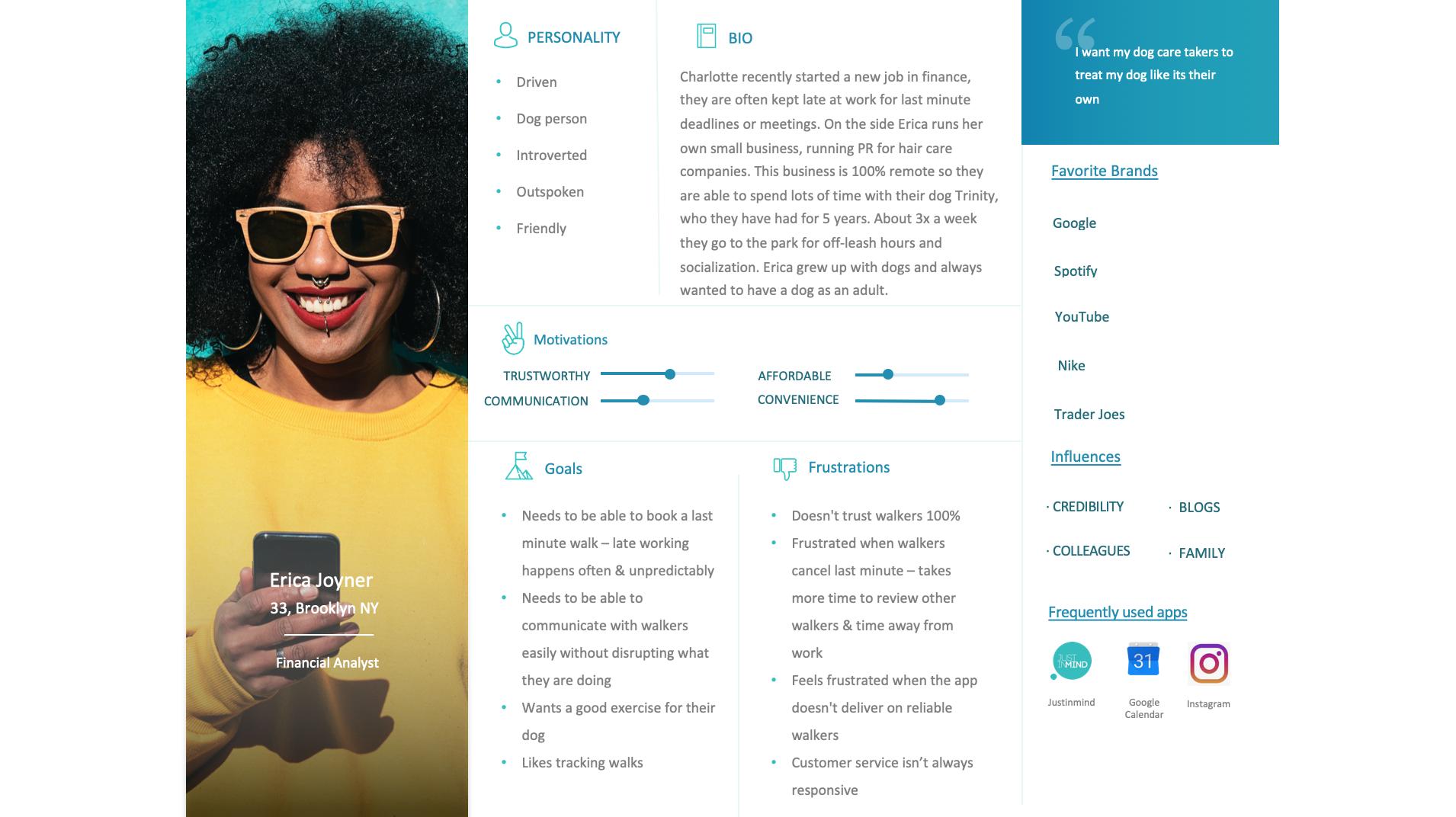 Wag Mobile App Re-Design - UX