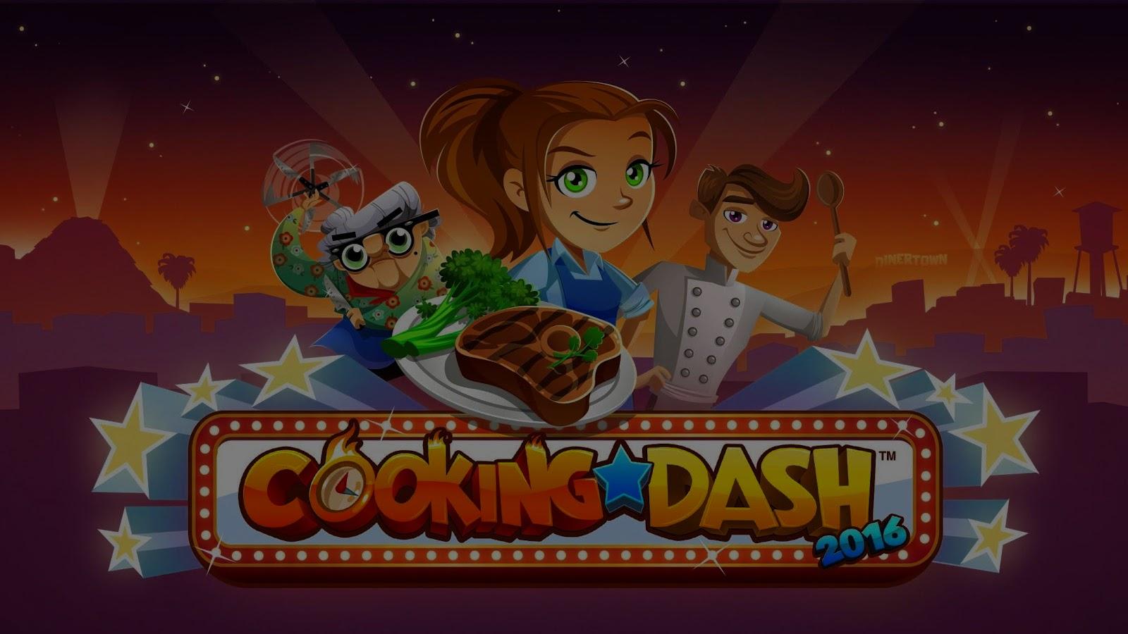 Cooking Dash 2.0