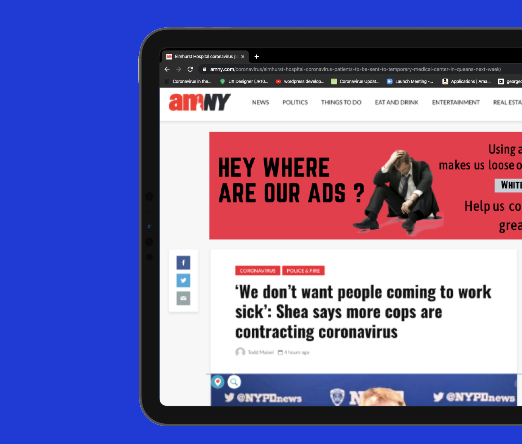 AMNY AD Blocker