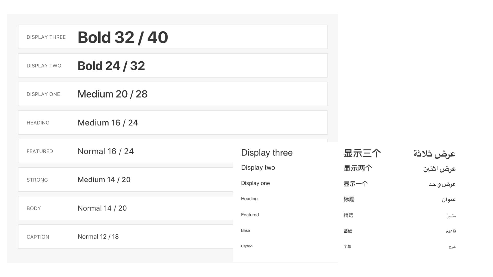 Booking.com Design System