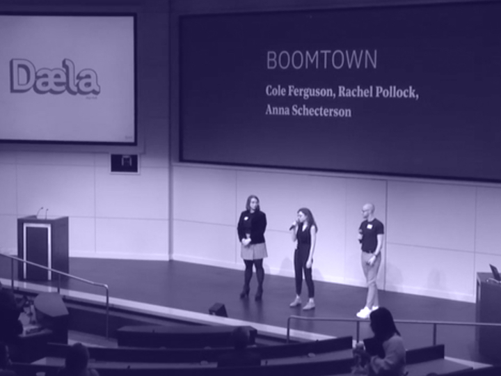 Team Boomtown Presenting at SAS