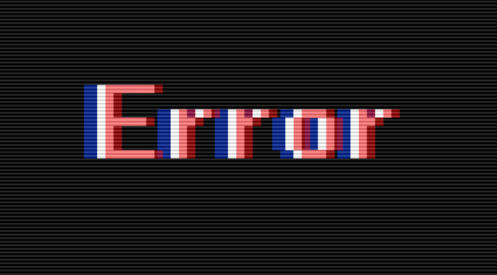 Errors in Online Gaming