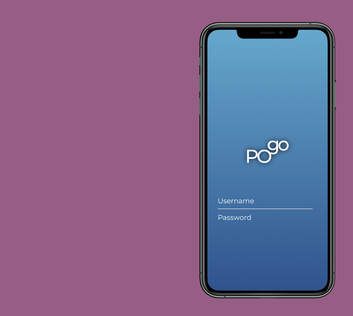 POgo IS DESIGNED FOR TRAVELING PRACTITIONERS