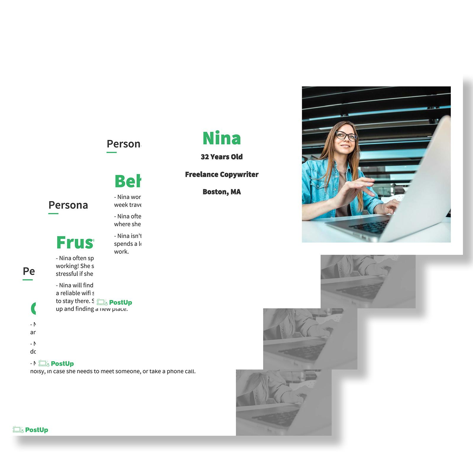 Mobile App: PostUp Design Sprint
