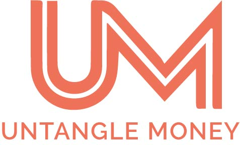 Web member portal: Untangle Money Rebranding