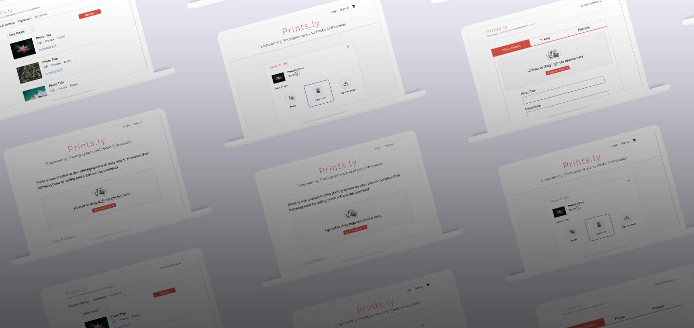 Prints.ly Web App