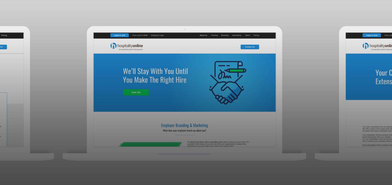 Hospitality Online Website