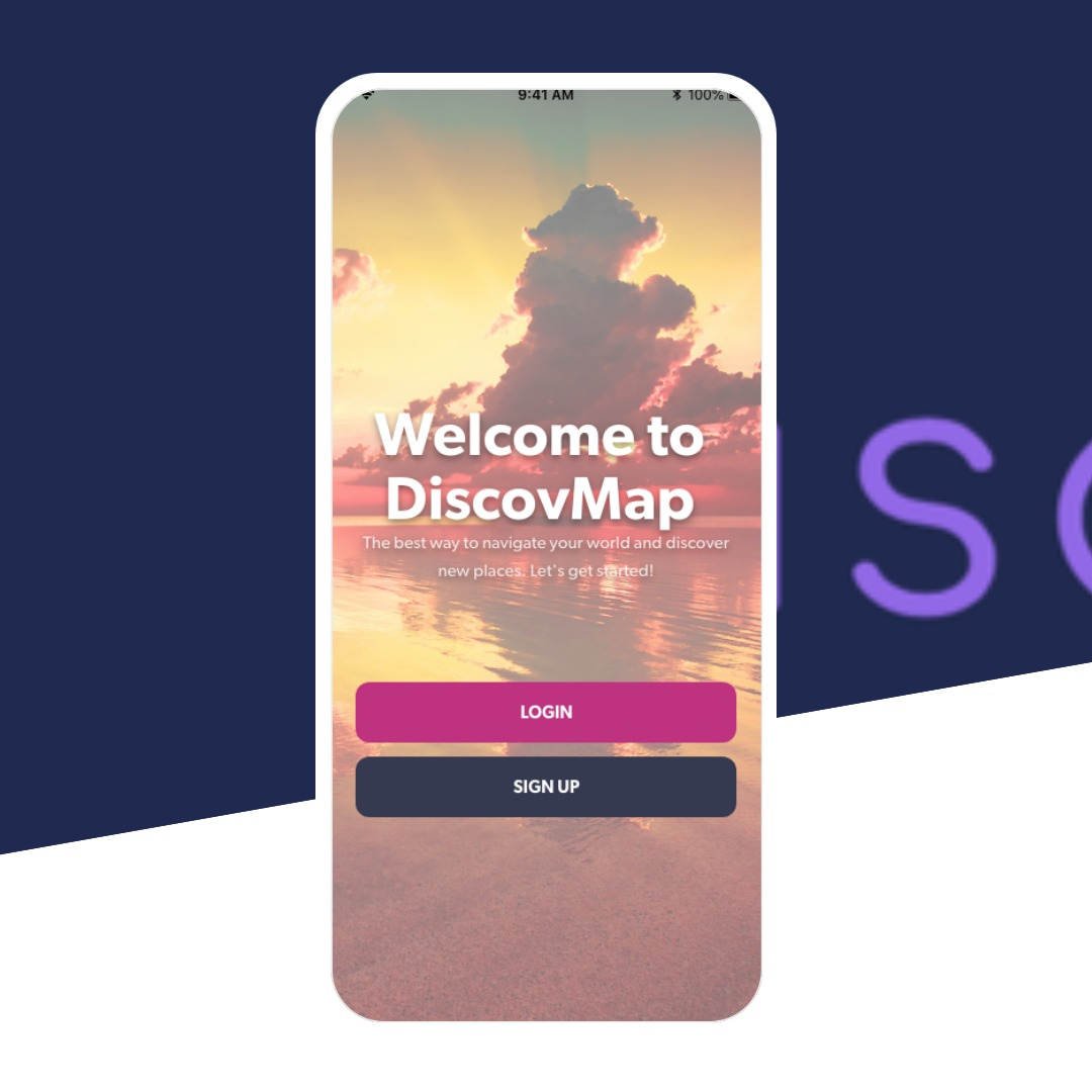 Welcome to DiscovMap