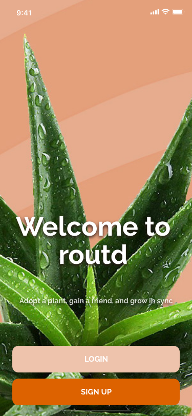 Welcome to routd