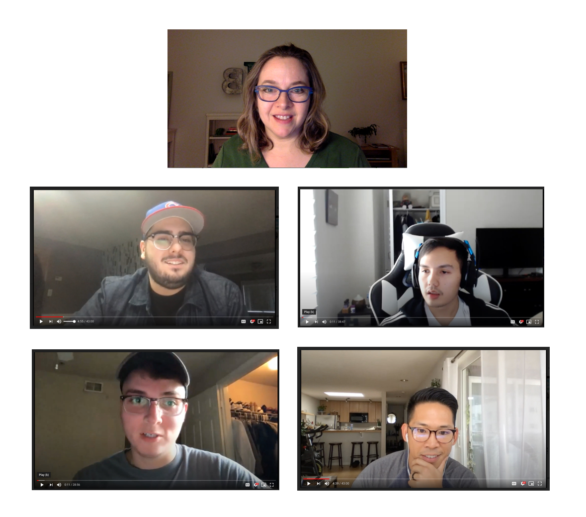 We always had a planOur team was on track to succeed right from the start because we delegated assignments, and used Trello to manage our workload. Our communication was timely in Slack, and working together remotely across two different time zones was seamless.