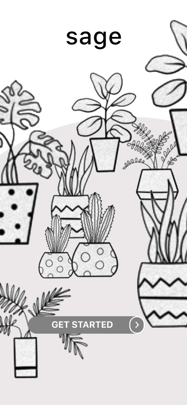 Sage iOS app - Product Design