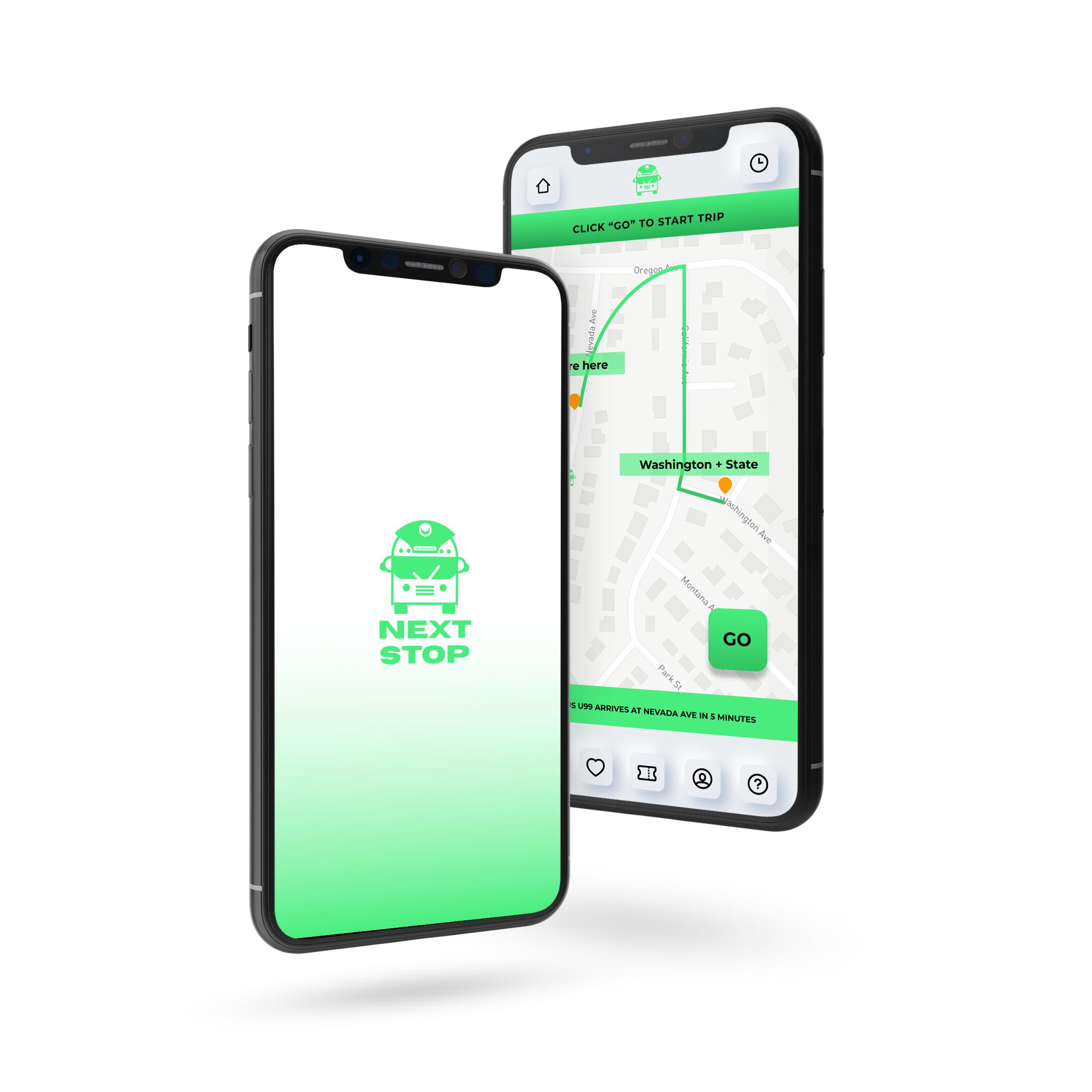 Next Stop : Transit App