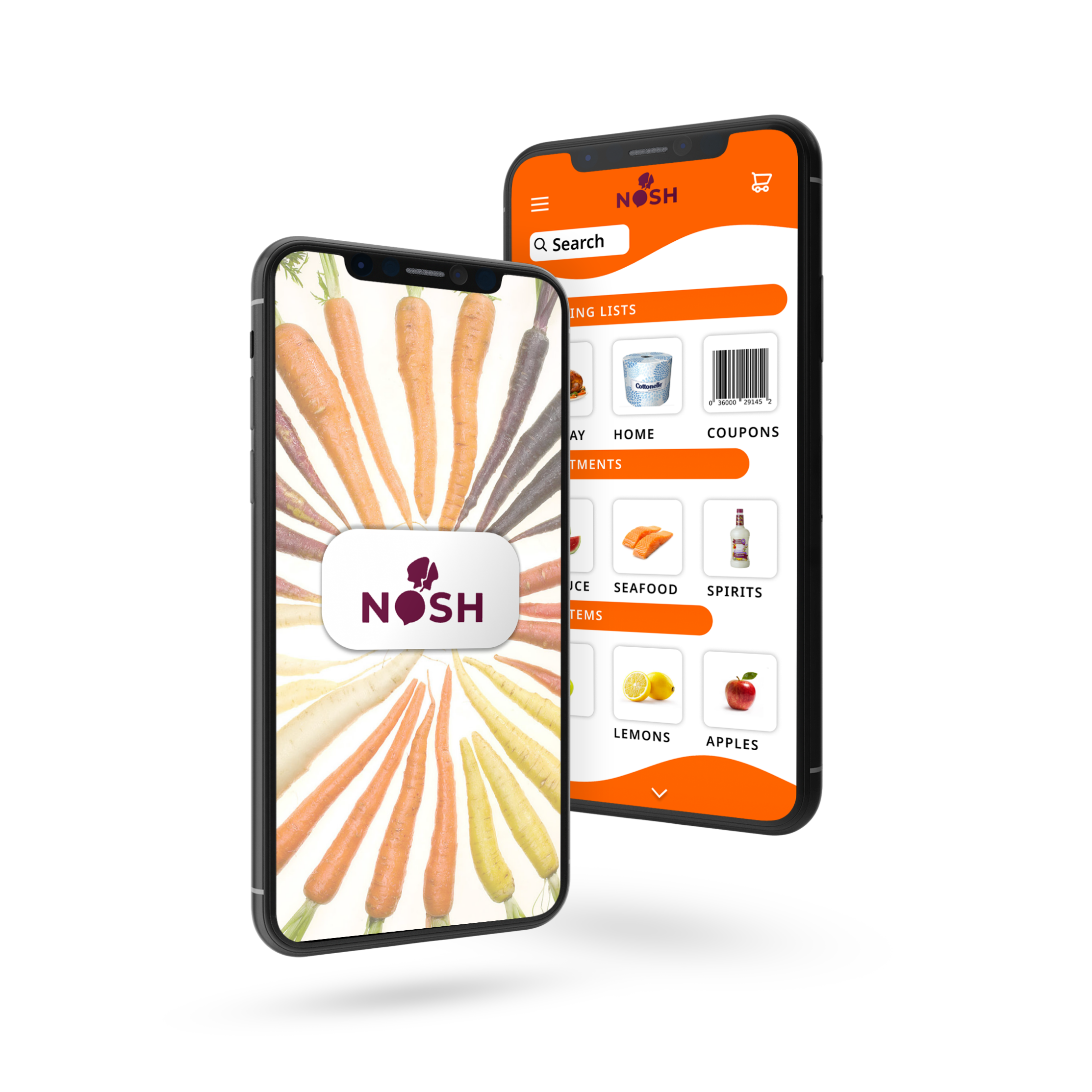 Daily Nosh : Instant Grocery App