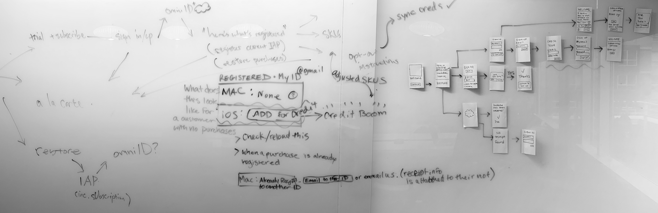 The early ideating stage is my favorite part of UX design. I love to organize big complex problems.
