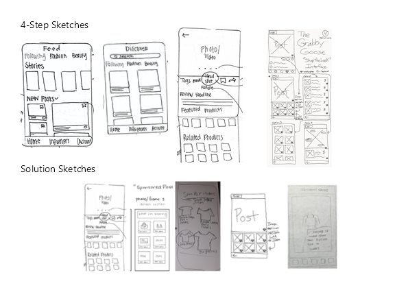 Sketches and Solutions