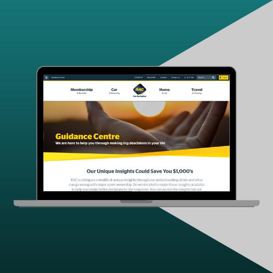 RAC WA - Guidance Centre
