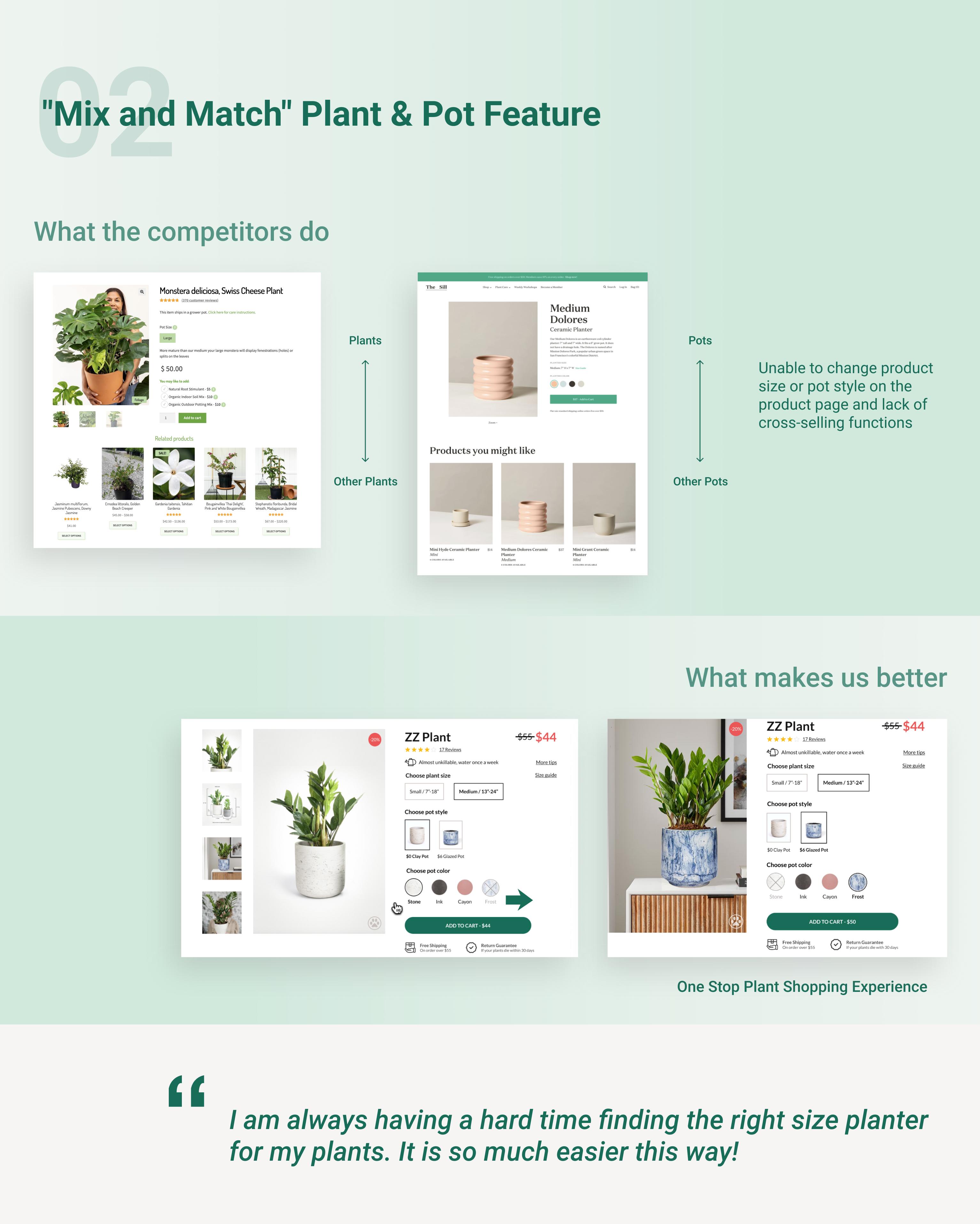 Leaf & Clay - Plant Shop eCommerce