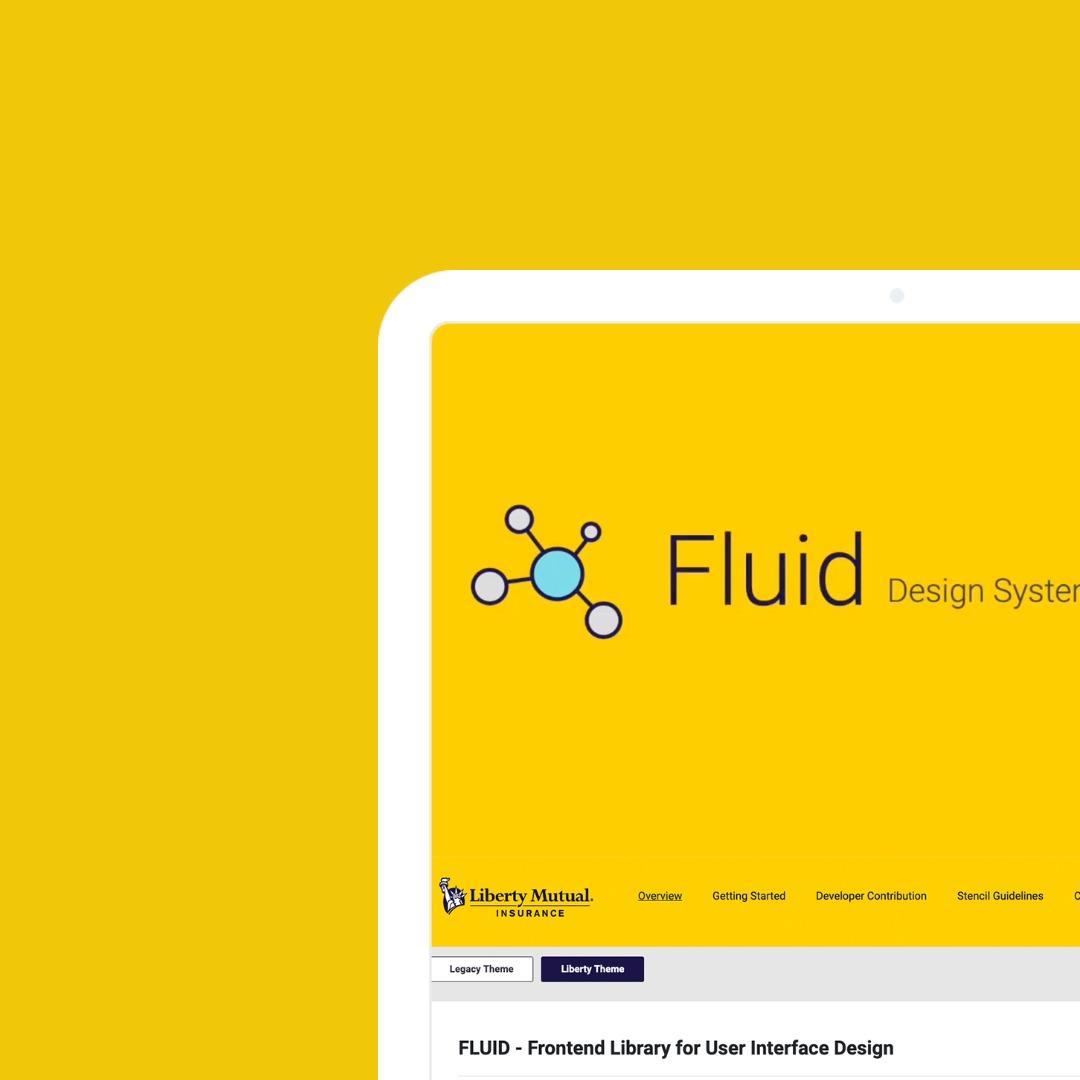 FLUID Design System