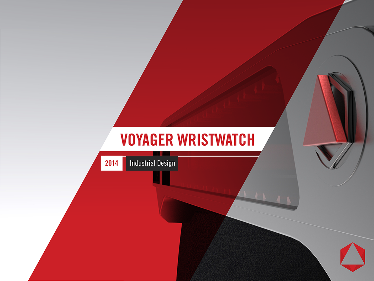 Voyager: the World-Time Wristwatch