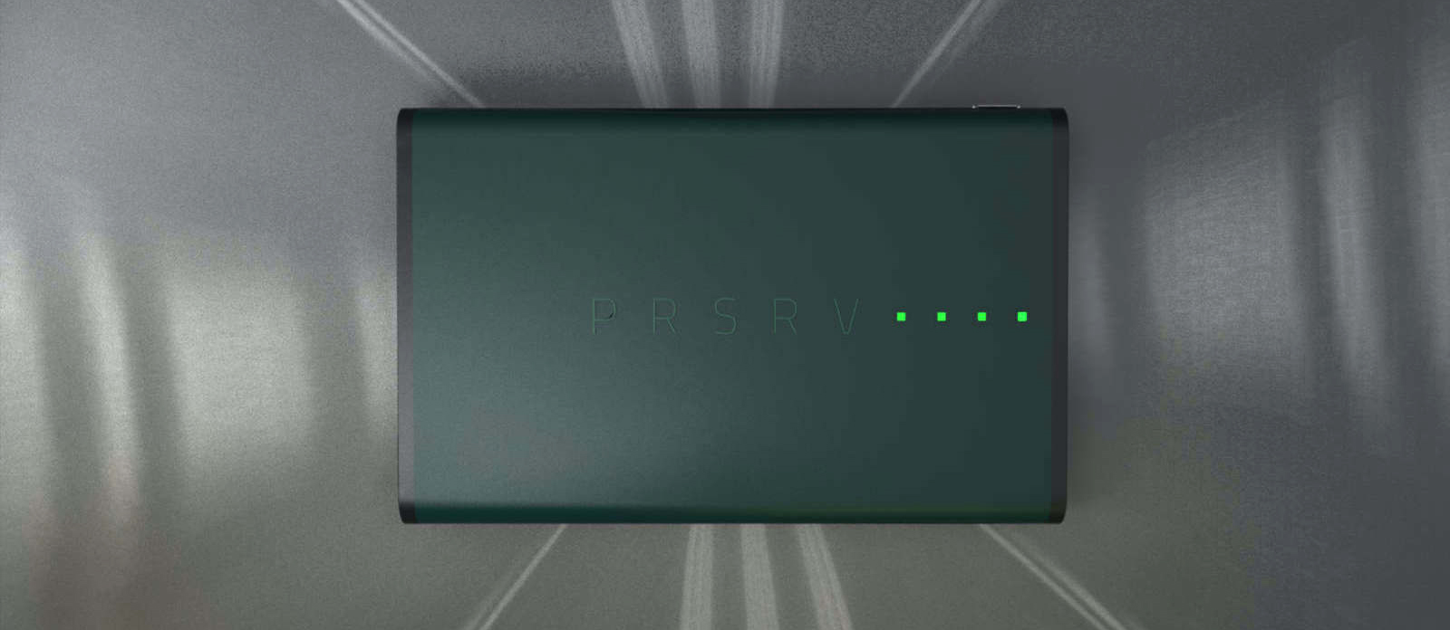 PRSRV: The Energy Efficient Power Bank