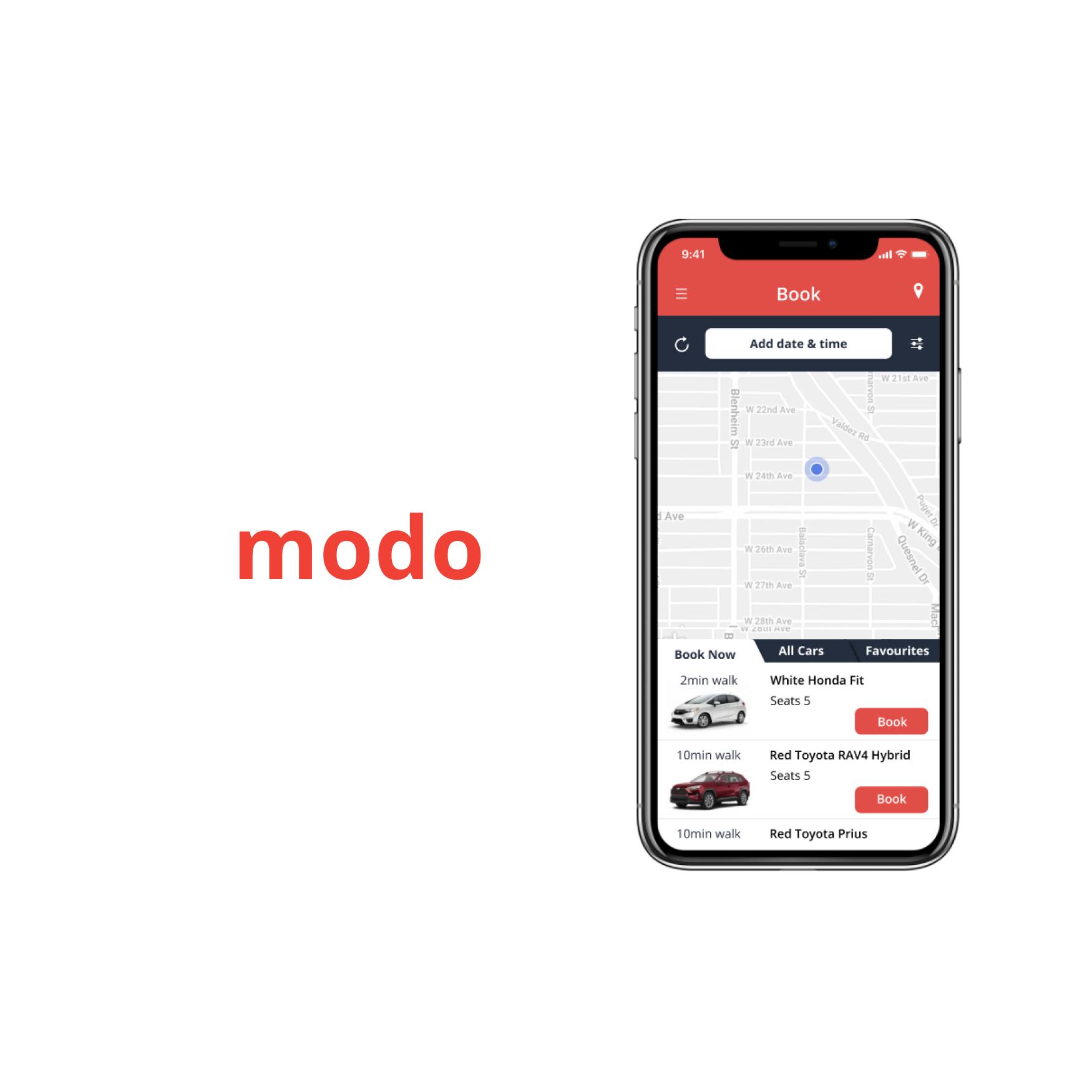 Design Challenge: modo
