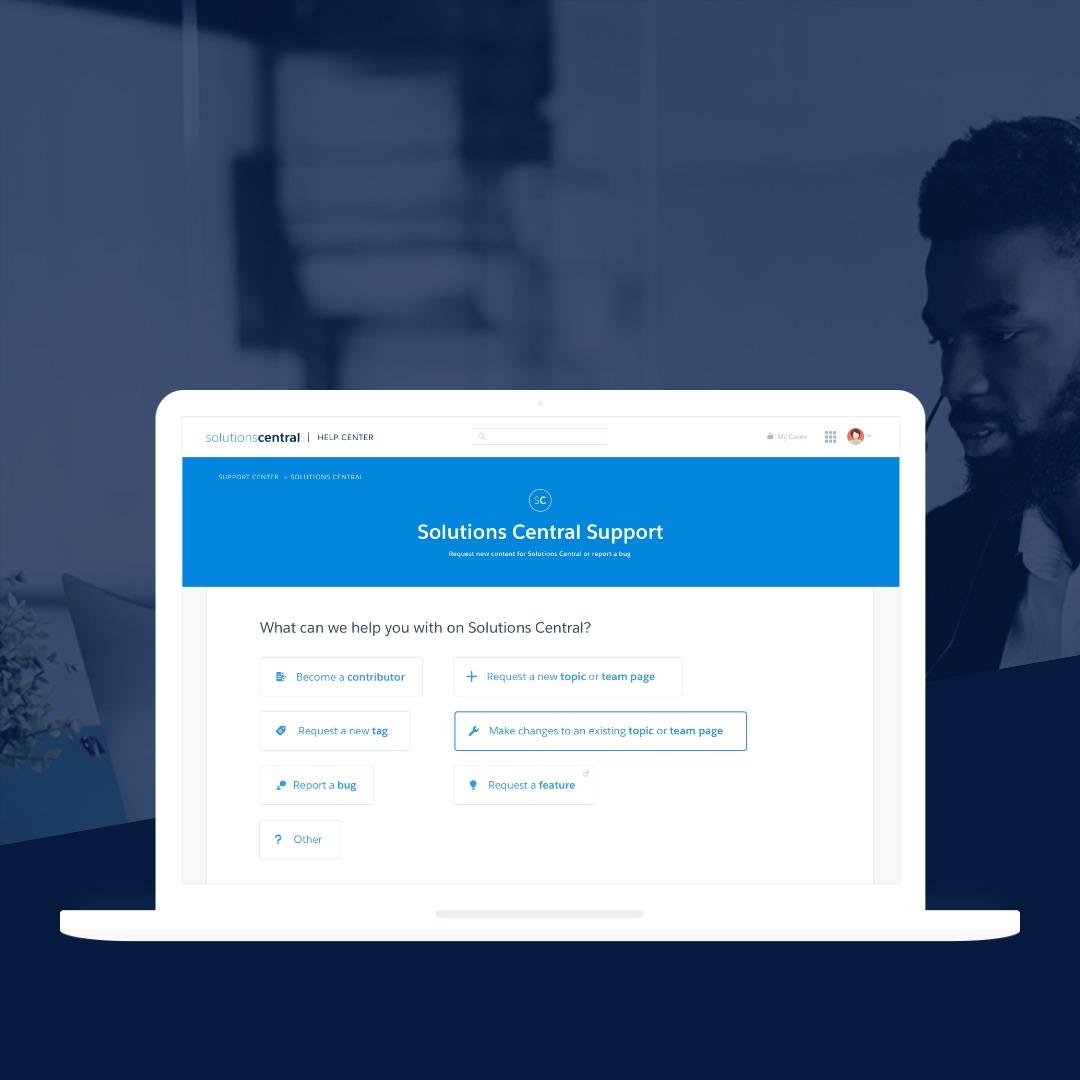 Knowledge & Support Platform For Sales Professionals @ Salesforce