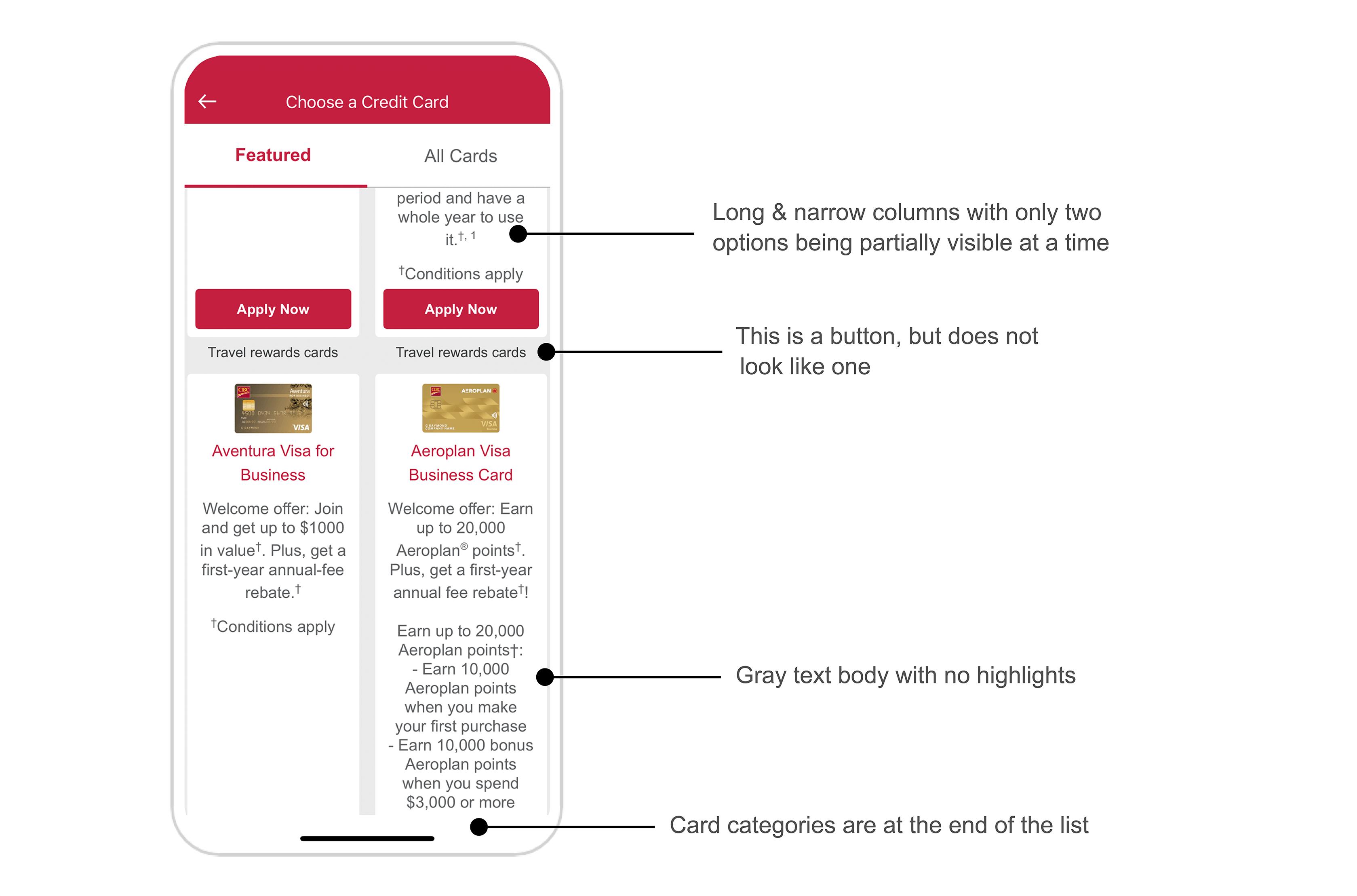CIBC Credit Cards