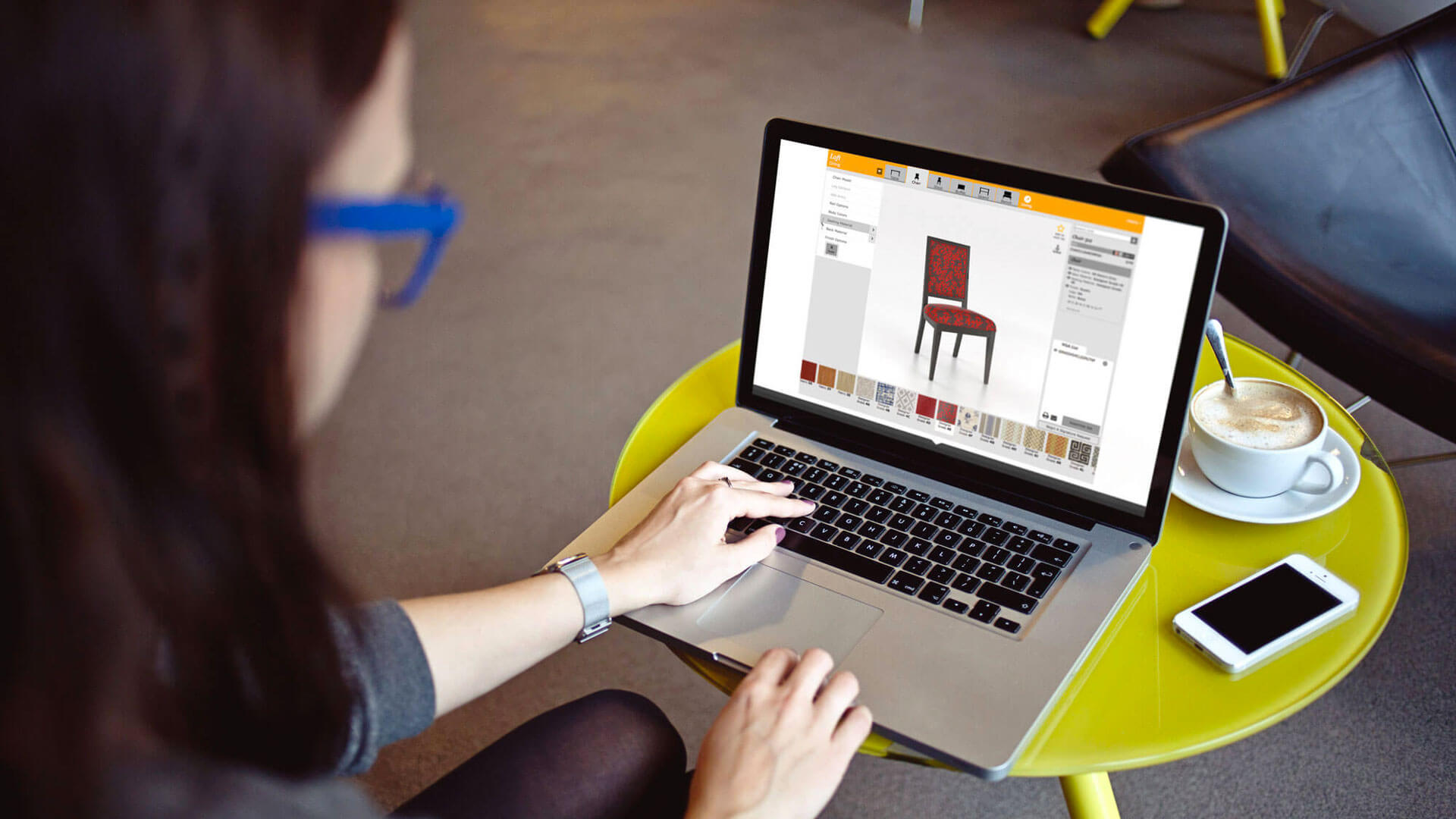 UDesign Dining Furniture Configurator by Canadel