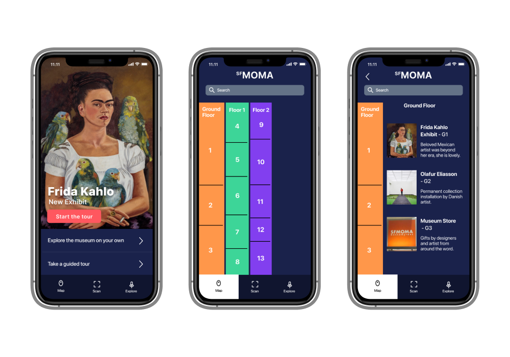 SFMOMA App