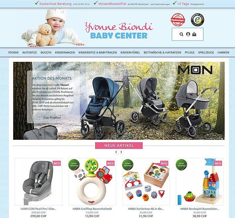 Yvonne Biondi Babycenter 1