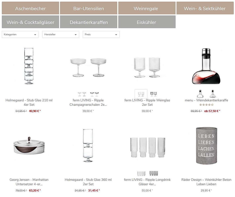 raum-blick.de Wohndesign, Wohnaccessoires & Design Möbel 3