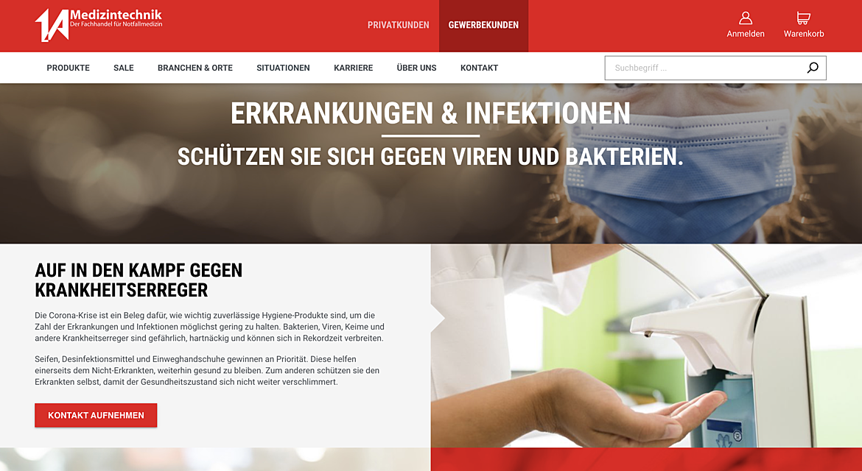 1A Medizintechnik GmbH 1