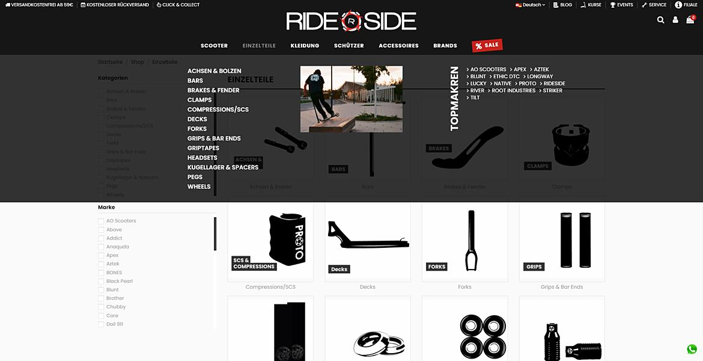 Rideside 7