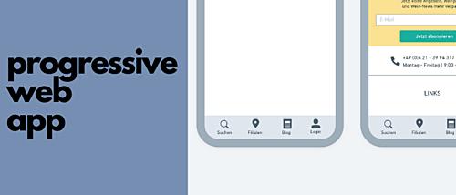 Progressive Web App – der Kniff des perfekten Mobile Shops