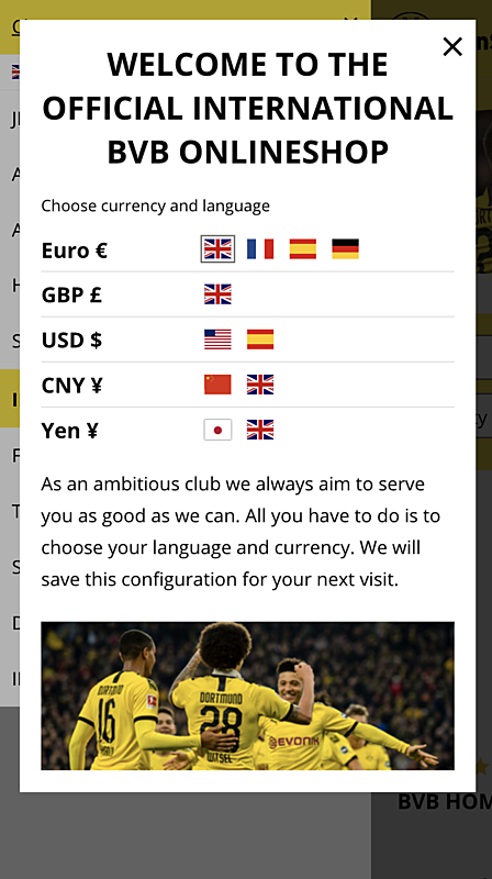 BVB International 2