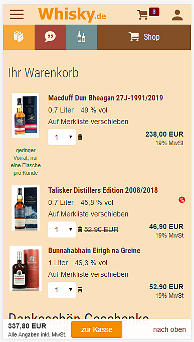 Whisky.de  - Treffpunkt feiner Geister 3