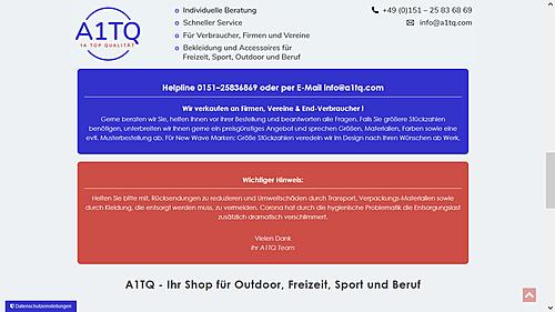 A1TQ -  A1 Top Qualität