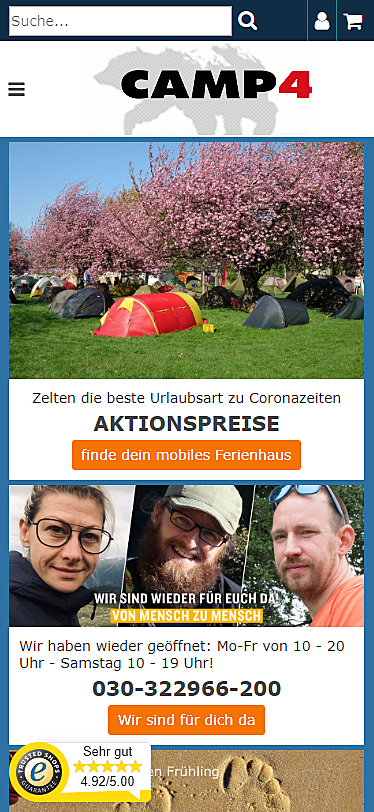 CAMP4 Berlin 1