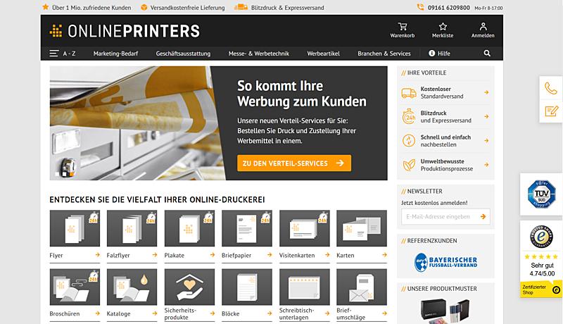 Onlineprinters 1