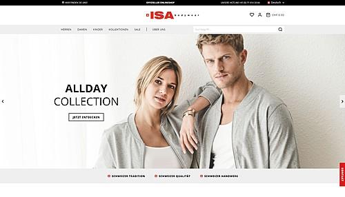 ISA Bodywear - ISA Sallmann AG