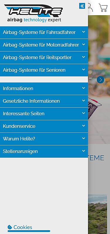 Helite Airbag Systeme Deutschland 2